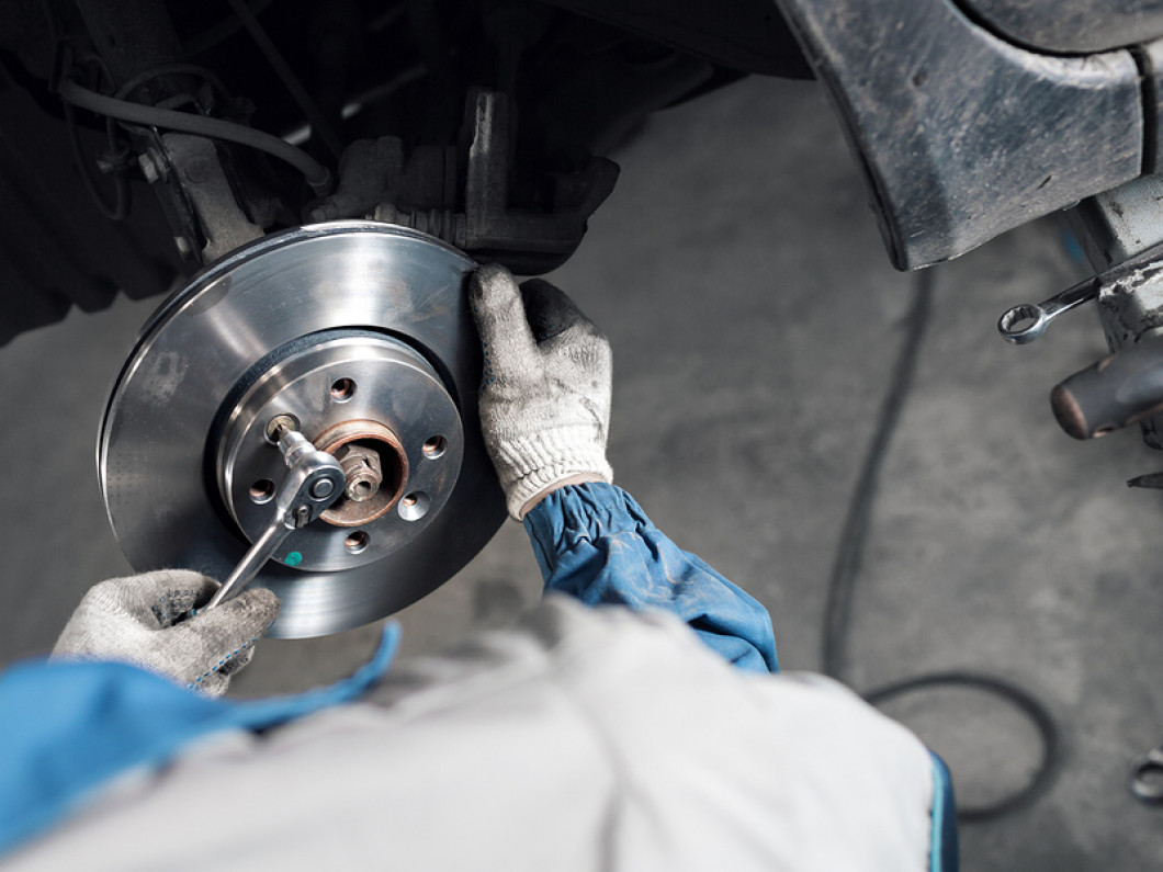 Trust our certified technicians with your brake repair